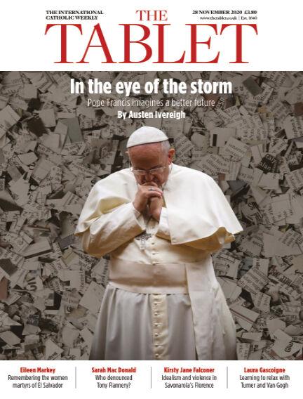 The Tablet Magazine November 28, 2020 00:00