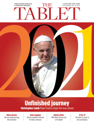 The Tablet Magazine 2nd January 2021