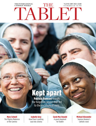 The Tablet Magazine 9th January 2021