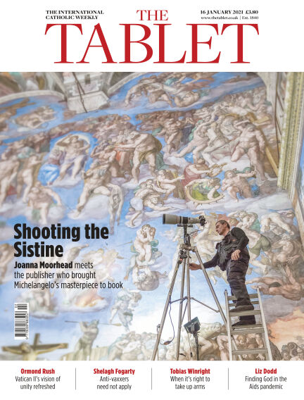 The Tablet Magazine