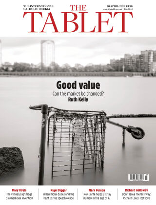 The Tablet Magazine 10th April 2021