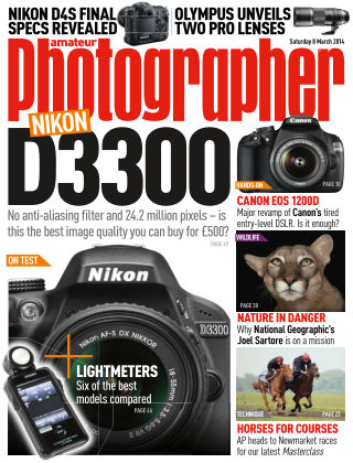 Amateur Photographer 8th March 2014