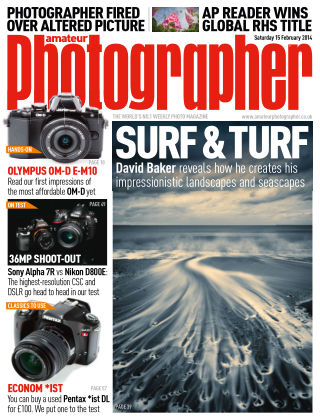 Amateur Photographer 15th February 2014