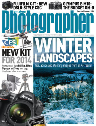 Amateur Photographer 8 February 2014