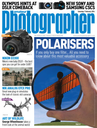 Amateur Photographer 1 February 2014