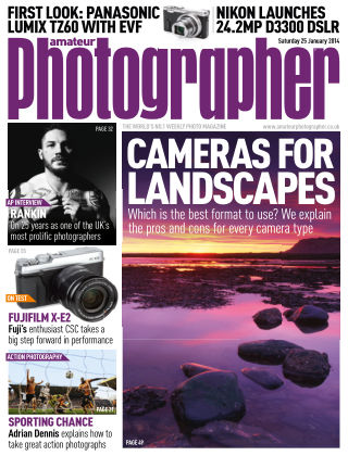 Amateur Photographer 25 January 2014