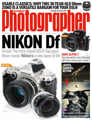 Amateur Photographer 18 January 2014