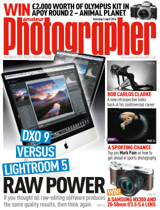 Amateur Photographer 5th April 2014