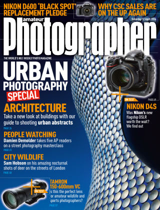 Amateur Photographer 12th April 2014