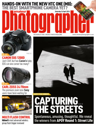 Amateur Photographer 26th April 2014