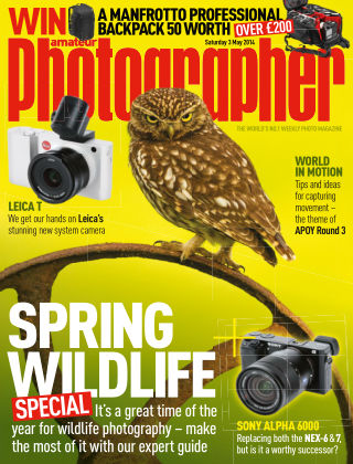 Amateur Photographer 3rd May 2014