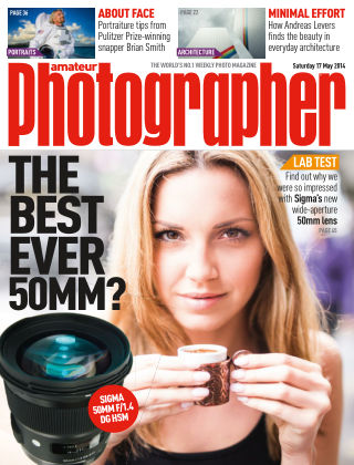 Amateur Photographer 17th May 2014