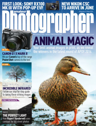 Amateur Photographer 31st May 2014