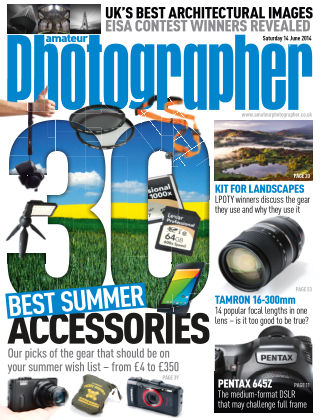 Amateur Photographer 14th June 2014