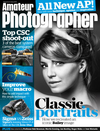 Amateur Photographer 21st June 2014