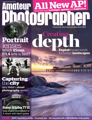 Amateur Photographer 28th June 2014