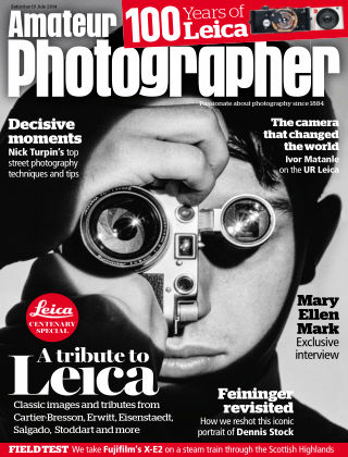 Amateur Photographer 19th July 2014