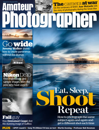 Amateur Photographer 2nd August 2014