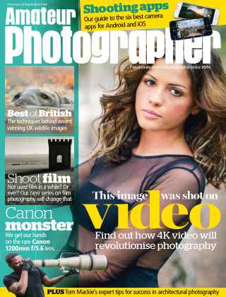 Amateur Photographer 20th September 2014
