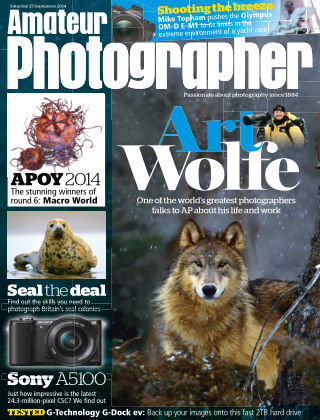 Amateur Photographer 27th September 2014