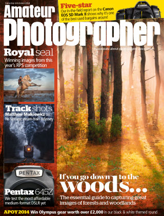 Amateur Photographer 4th October 2014