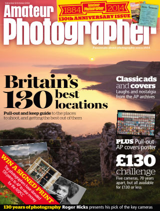Amateur Photographer 11th October 2014