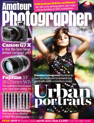 Amateur Photographer 1st November 2014