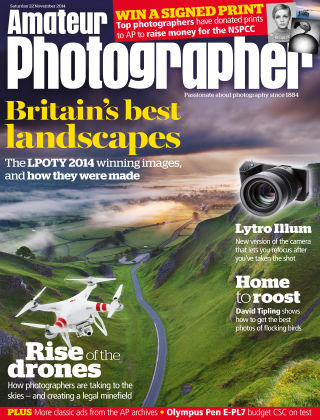Amateur Photographer 22nd November 2014