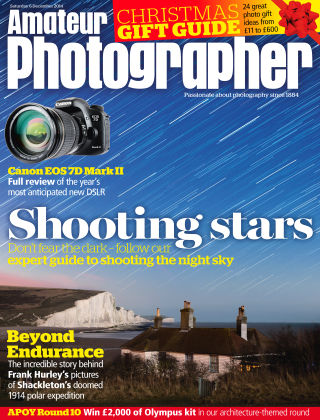Amateur Photographer 6th December 2014