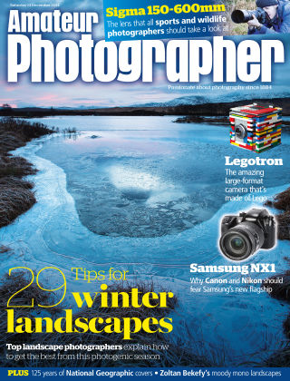 Amateur Photographer 13th December 2014