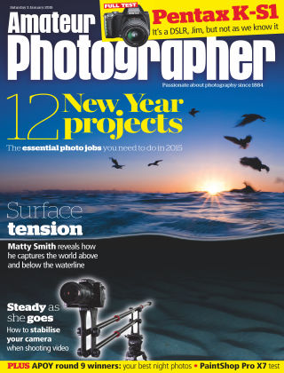 Amateur Photographer 3rd January 2015