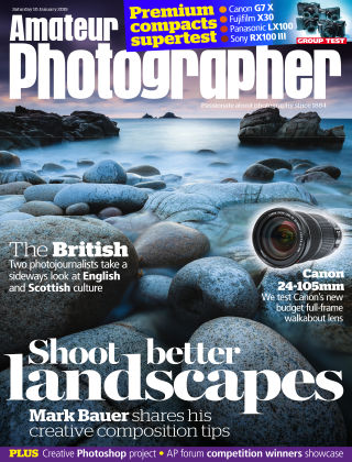 Amateur Photographer 10th January 2015