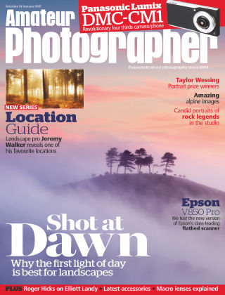 Amateur Photographer 24th January 2015
