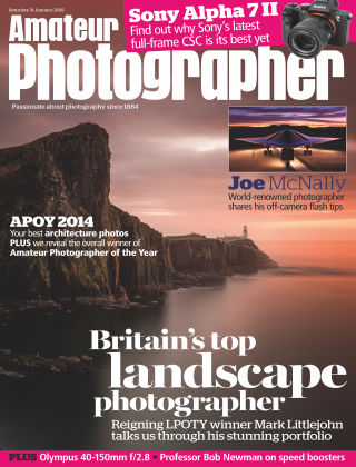 Amateur Photographer 31st January 2015