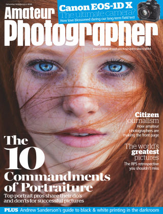 Amateur Photographer 14 February 2015th