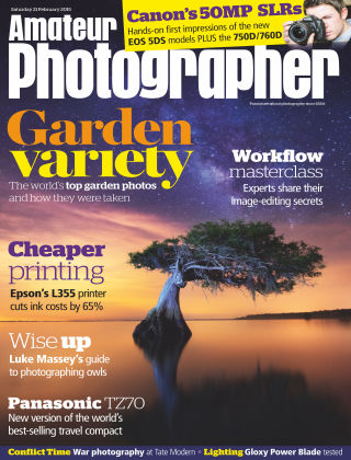 Amateur Photographer 21st February 2015