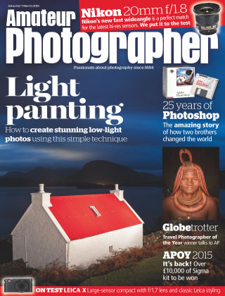 Amateur Photographer 7th March 2015