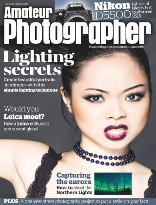 Amateur Photographer 14th March 2015