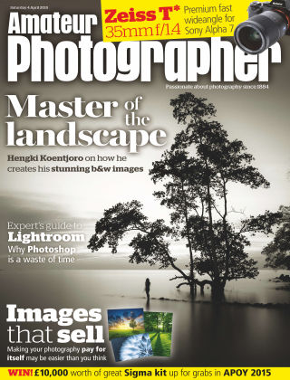 Amateur Photographer 4th April 2015