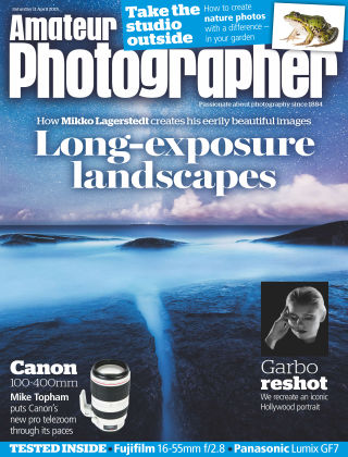 Amateur Photographer 11th April 2015
