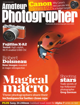 Amateur Photographer 18th April 2015