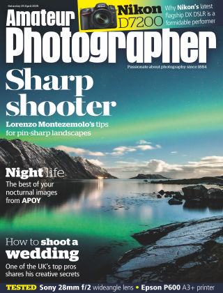 Amateur Photographer 25th April 2015
