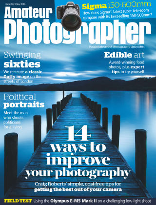 Amateur Photographer 09th May 2015