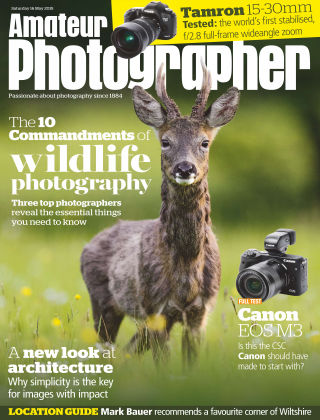 Amateur Photographer 16th May 2015