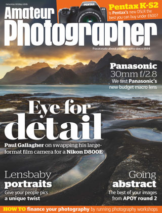 Amateur Photographer 30th May 2015