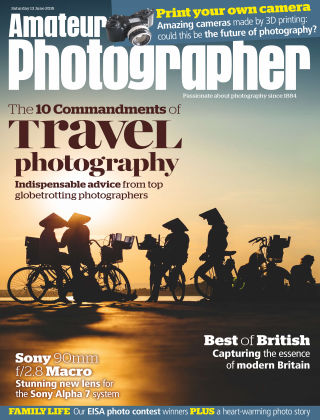 Amateur Photographer 13th June 2015