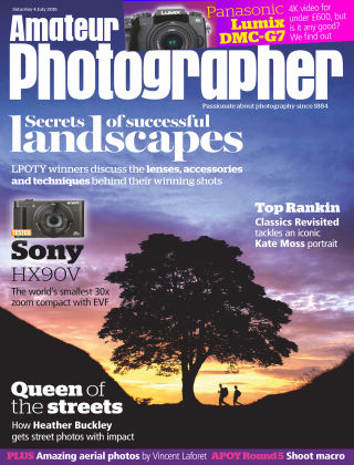 Amateur Photographer 04th July 2015