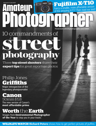 Amateur Photographer 11th July 2015
