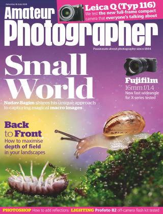 Amateur Photographer 18th July 2015
