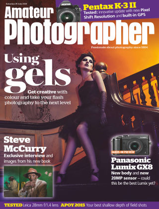 Amateur Photographer 25th July 2015